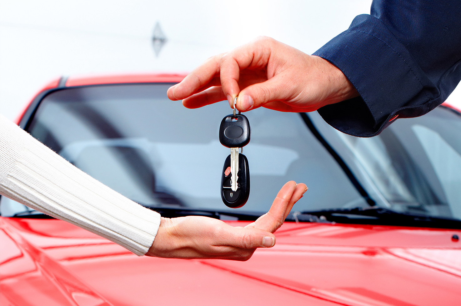 Car Finance Products Explained