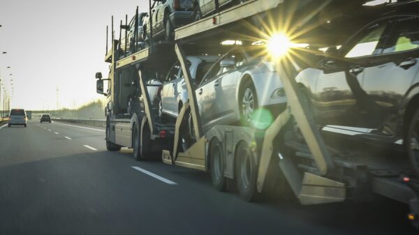 The car shipping industry